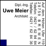 Logo von Dipl.-Ing. Uwe Meier